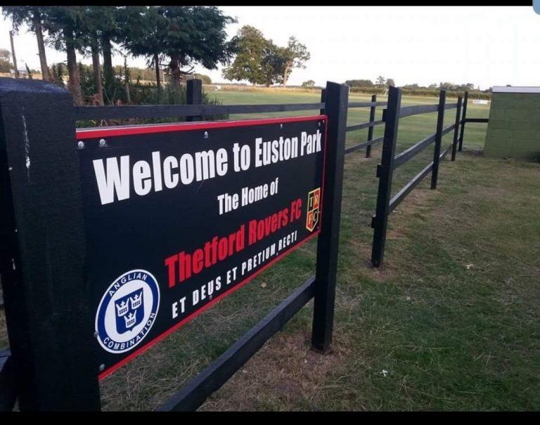 Thetford Rovers Euston Park