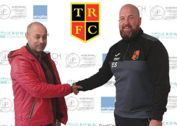 Thetford Rovers FC first team coach