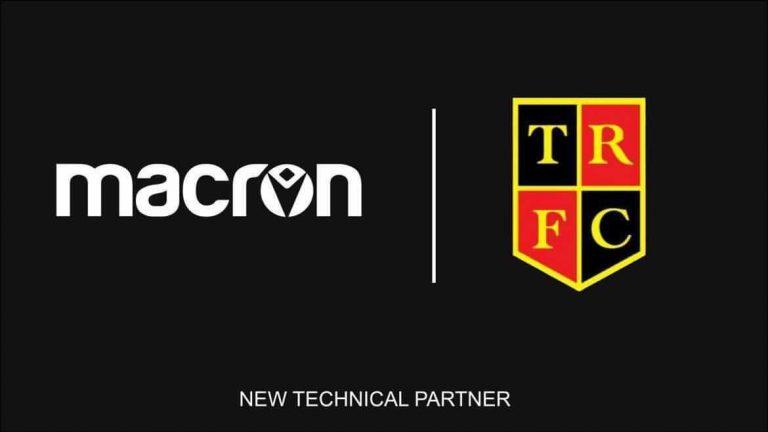 TRFC merchandise partner